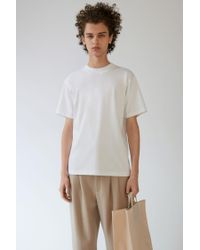 Acne | Naples optic White for Men | Lyst