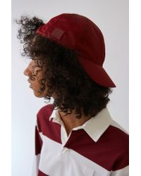 Acne - Red Camp Tech Face burgundy for Men - Lyst