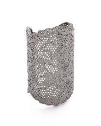 Aurelie Bidermann | Black Vintage Lace Cuff | Lyst