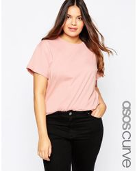 ASOS | Pink The Ultimate Easy T-shirt | Lyst