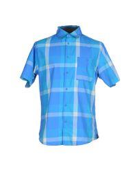Helly Hansen - Blue Shirt for Men - Lyst