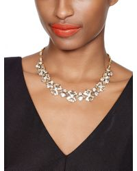 Kate Spade | Multicolor Cocktails & Conversation Small Necklace | Lyst