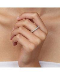 Carolina Bucci | Metallic White Gold 1885 Sparkle Ring | Lyst