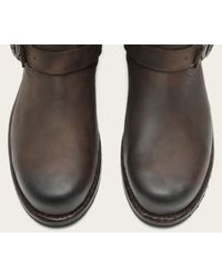 Frye - Brown Wayde Engineer Pull On for Men - Lyst