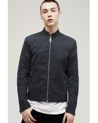 Rag & Bone - Blue Kemp Jacket Ii for Men - Lyst