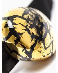 Cor Sine Labe Doli - Yellow Ceramic Bow-tie for Men - Lyst