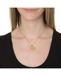 Sarah Chloe   Metallic Sophia & Maya Combo Necklace   Lyst