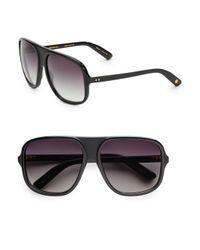 Dita Eyewear - Black Maximillian Acetate Aviator Sunglasses for Men - Lyst