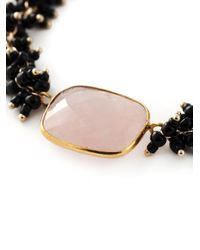 Isabel Marant | Black 'marcielo' Necklace | Lyst