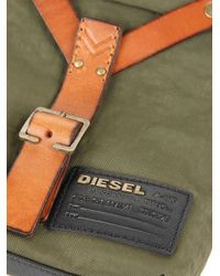 DIESEL | Green M-whybe Cross for Men | Lyst