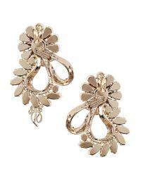 DSquared²   Metallic Earrings   Lyst