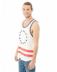 Alternative Apparel - White Cotton Modal Tank Top for Men - Lyst