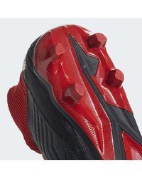 Adidas - Black Predator 18.3 Firm Ground Cleats for Men - Lyst