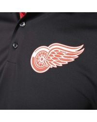 Adidas - Multicolor Red Wings Pro Locker Room Polo Shirt for Men - Lyst