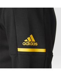 Adidas - Black Penguins Pro Squad Id Hoodie for Men - Lyst