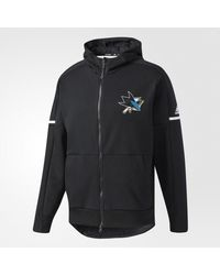 Adidas - Black Sharks Pro Squad Id Hoodie for Men - Lyst