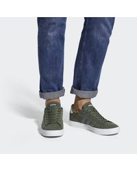 a057693f7ba Lyst - adidas Daily 2.0 Shoes in Green for Men