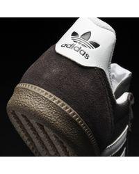 Adidas Brown Leonero Shoes for men