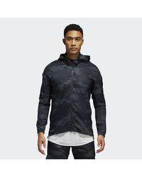 430601435f2df Lyst - adidas Supernova Tko Dpr Jacket in Gray for Men