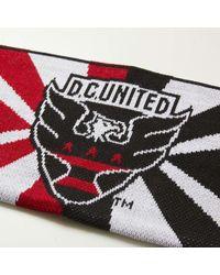 Adidas - Multicolor D.c. United Jacquard Scarf for Men - Lyst
