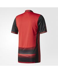 Adidas - Red Timbers Away Authentic Jersey for Men - Lyst