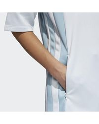 Adidas Blue Eqt Dress