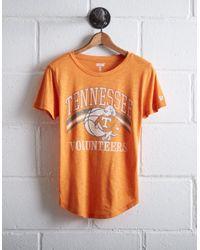 Tailgate Orange Women's Tennessee Vols Basketball T-shirt