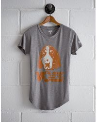 Tailgate Gray Women's Tennessee Vols T-shirt