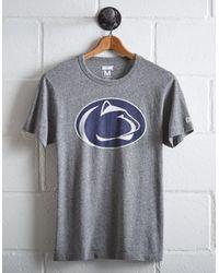Tailgate Gray Men's Penn State Nittany Lions T-shirt for men