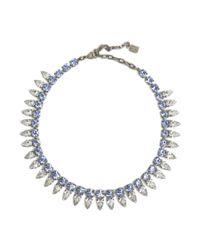 DANNIJO | Blue Aspen Necklace | Lyst