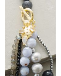 Indulgems - Multicolor Mission District Layer Necklace - Lyst