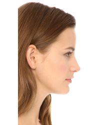 Tai | Metallic Star & Moon Earrings | Lyst