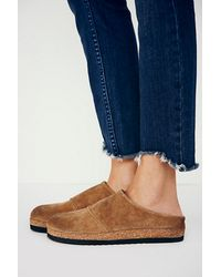 Free People - Brown Fp Collection Womens Freemont Slip On - Lyst