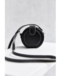 Urban Outfitters - Black Mini Canteen Crossbody Bag - Lyst