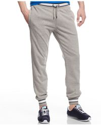 Armani Jeans | Gray 81 Jogger Pants for Men | Lyst