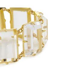 Lele Sadoughi | White Ocean Bracelet | Lyst