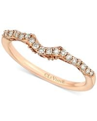 Le Vian | Pink Diamond Band In 14k Rose Gold (1/5 Ct. T.w.) | Lyst