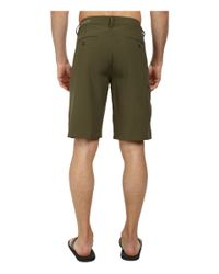 Rip Curl | Green Mirage Boardwalk Shorts for Men | Lyst