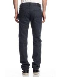 Hudson Jeans - Gray Blake Slim Straight for Men - Lyst