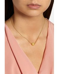 Yossi Harari - Yellow Helen 18-Karat Gold Diamond Necklace - Lyst