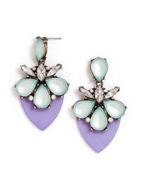BaubleBar | Purple Paradise Persimmon Drops | Lyst