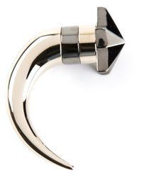 Givenchy - Metallic Star Embellished Magnetic Earring - Lyst