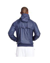Ralph Lauren   Blue Solid Full-zip Jacket for Men   Lyst