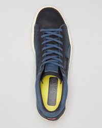 PUMA Blue Stepper Mmq Sneakers for men