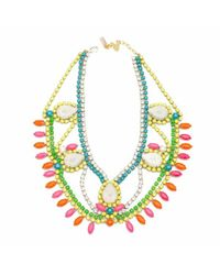 Doloris Petunia | Multicolor Santa Monica Necklace | Lyst