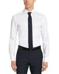 BOSS - White 'jaiden'   Slim Fit, Italian Cotton Dress Shirt for Men - Lyst