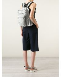 Haus By Golden Goose Deluxe Brand - Gray X Ggdb 'Tool' Backpack - Lyst