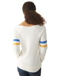 Alternative Apparel | Multicolor Maniac Sport Eco-fleece Sweatshirt | Lyst