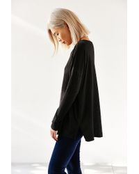 Project Social T | Black Tyler Dolman Top | Lyst