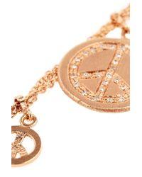 Carolina Bucci   Pink 18K Rose Gold Disco Ball Bracelet   Lyst
